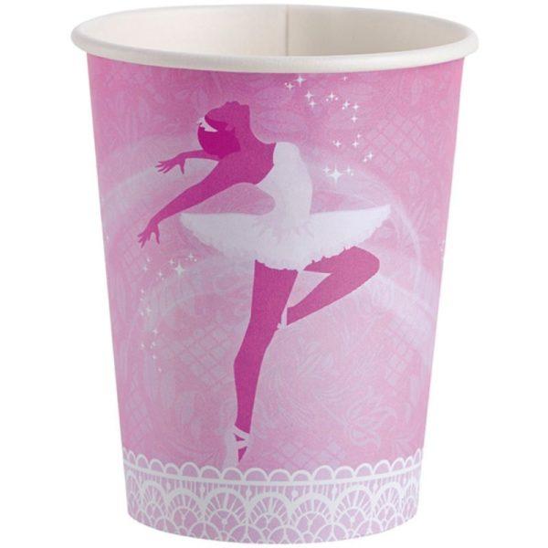 Becher Ballerina