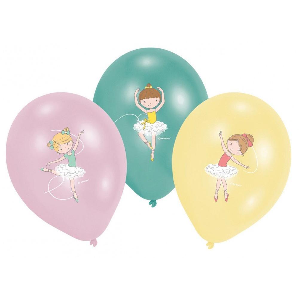 Kleine Tänzerin Ballone